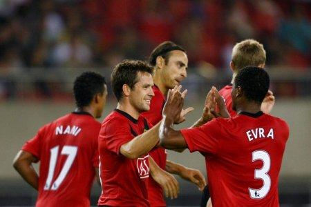 Манчестер Юнайтед 8-2 Ганджоу Гринтаун