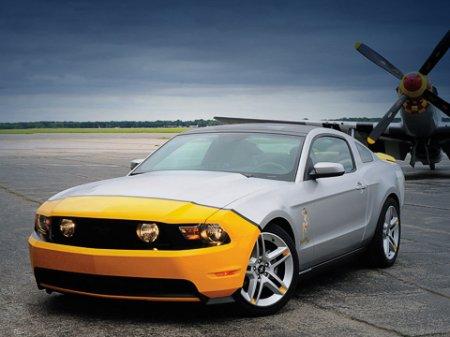 Уникальный экземпляр Ford Mustang продадут с аукциона
