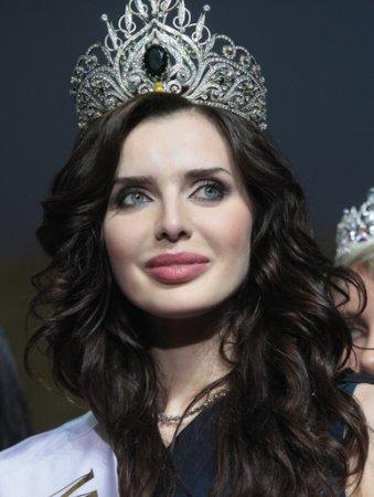 «Мисс Москва» Юлия Образцова подверглась жестоким нападкам в Рунете