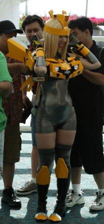 Действительно толковый костюм!