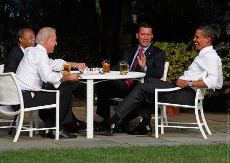 Пивной саммит в Белом доме