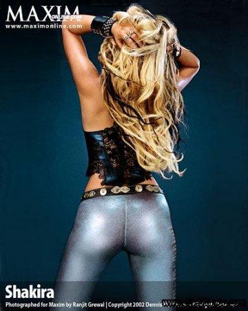 Попная дуэль! Шакира против Кристен Белл (+голосование)