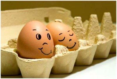 Живые яйца