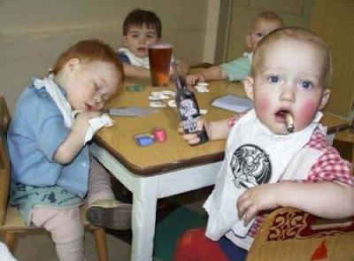 Смешные детки