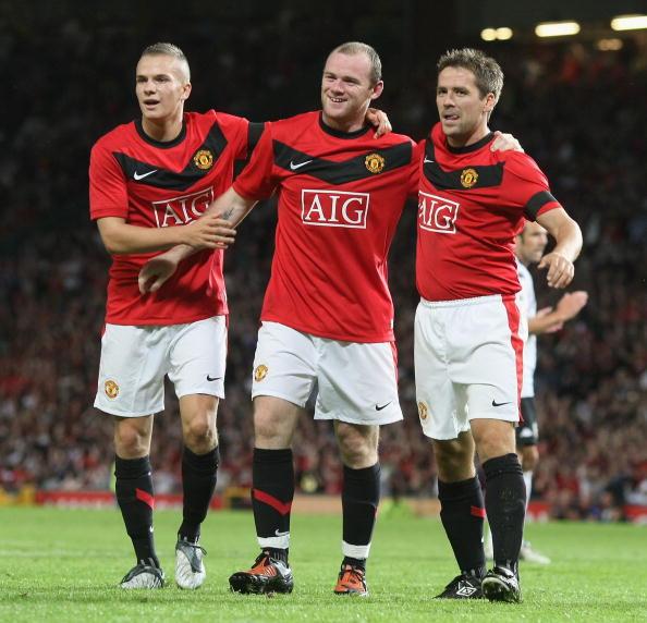 Манчестер Юнайтед 2:0 Валенсия