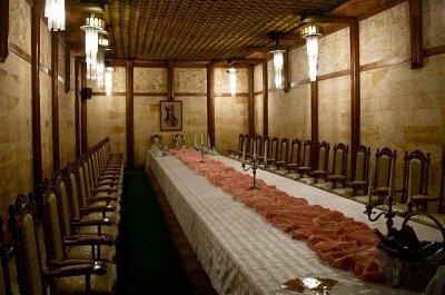 Винные подвалы Милешть Мичь в Молдове