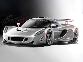 ������������ ����� ������� ���������� Bugatti Veyron � ������