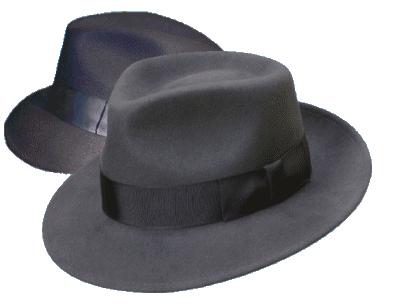 Шляпа для джентльмена
