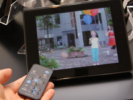 Fujifim готовит к выпуску цифровую рамку для трехмерных фотографий