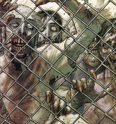 «Ходячие мертвецы» на AMC