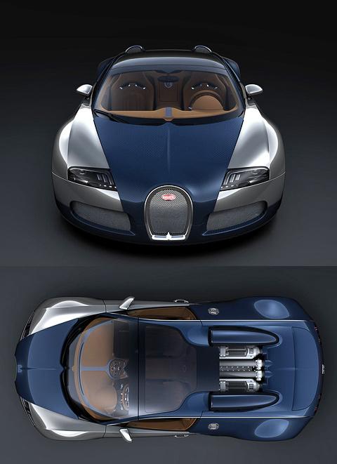 �������� Bugatti Veyron � ��������� ��� ����������