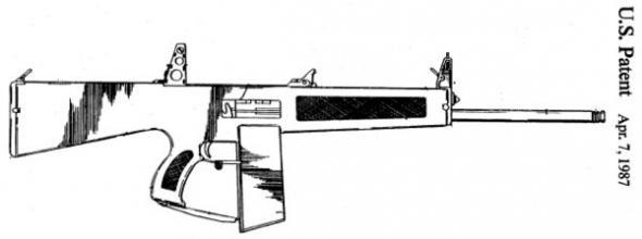 Дробовик схема