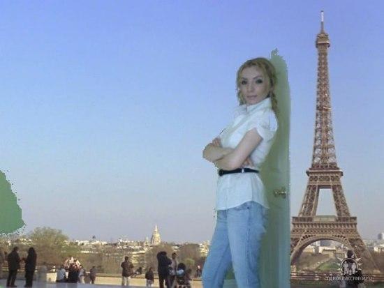 Как побывать в Париже