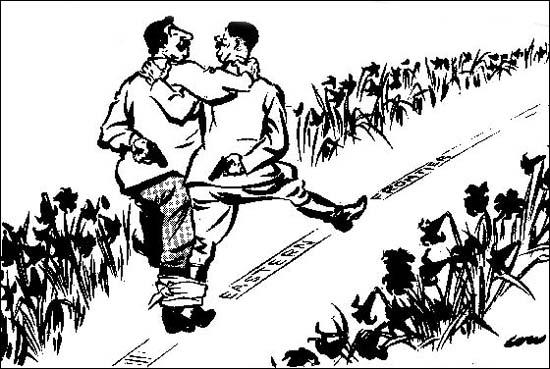Дружба-фройндшафт образца 1939-го