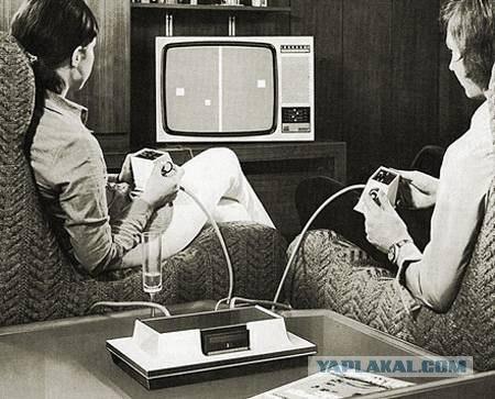 Компьютерные игры. Начало