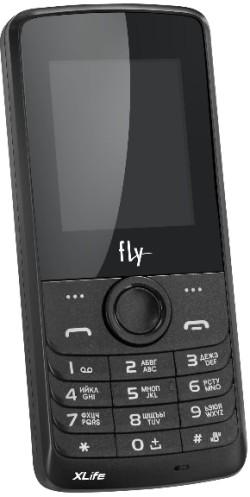 Мобильный телефон fly banana white