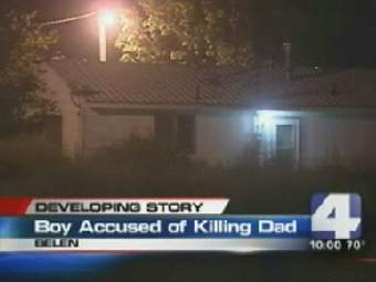 Десятилетний американец признался в убийстве отца