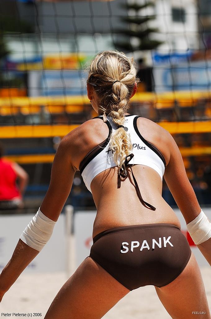 Пляжный волейбол (27 фото).