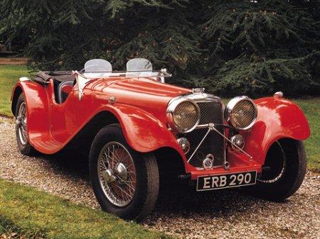 Родстер XK — первый спортивный Jaguar современной эпохи