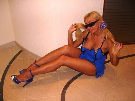Блонда Реальная