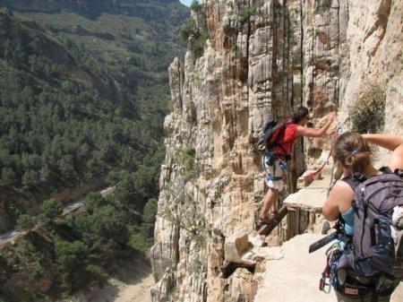 El Caminito del Rey - самая опасная в мире тропа