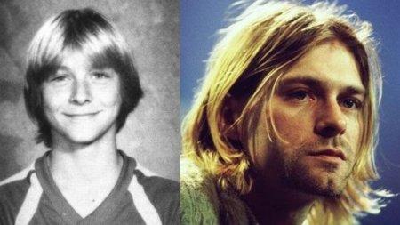 Знаменитости в молодости