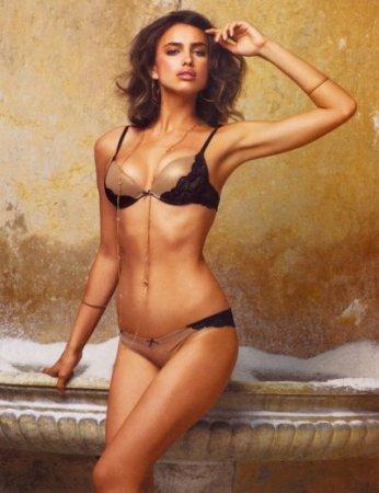 Российская топ-модель Ирина Шайхлисламова