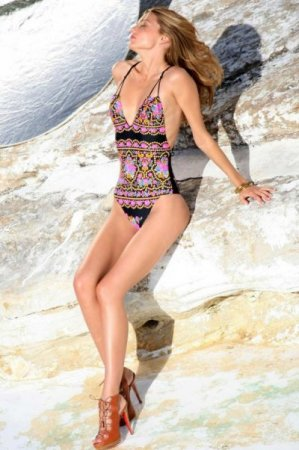Миранда Керр для новой линии бикини от Victoria's