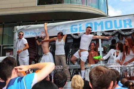Гей-парад во Франкфурте