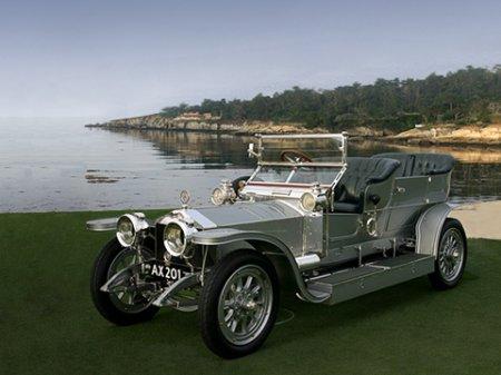 ��������� ������ Rolls-Royce Silver Ghost