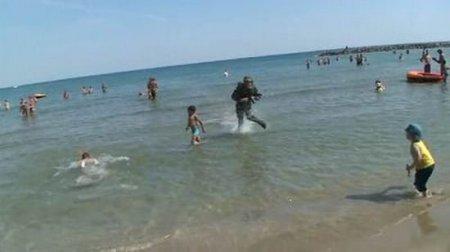 Веселье на пляже (5 фото+видео)