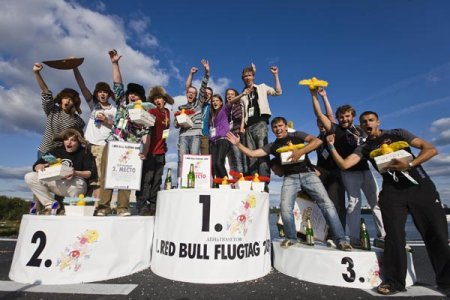 Red Bull Flugtag Moscow