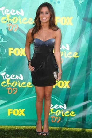 ������� ������ �� ��������� Teen Choice Awards'2009