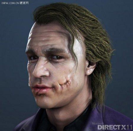 DirectX 11. Первые скриншоты