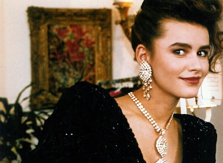 Маша Калинина - первая красавица СССР