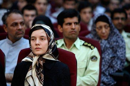 Шпиономания в Иране