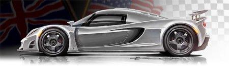 Американский тюнер покажет конкурента Bugatti Veyron в Женеве
