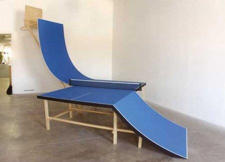 Нереальный пинг-понг