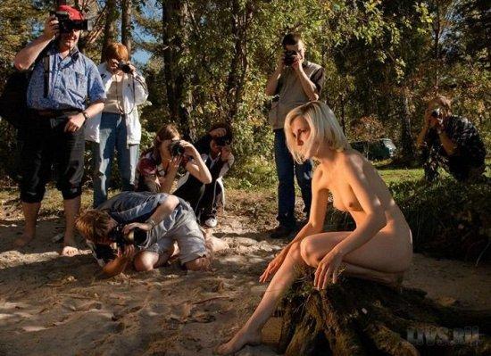 Фотографы эротических журналов