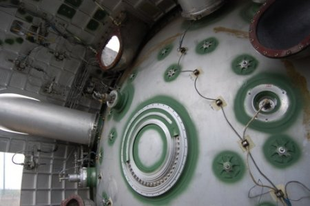Путешествие по ядерной шахте