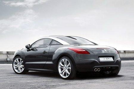 Peugeot RCZ: альтернатива любителям TT