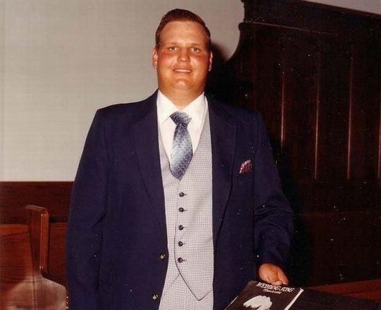 Патрик Деюль - удивительно похудение