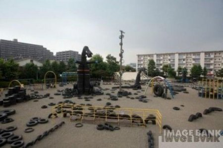 Детский парк развлечений в Токио