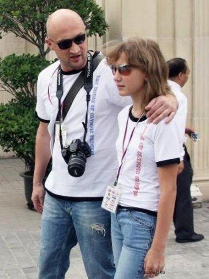Дети отечественных знаменитостей