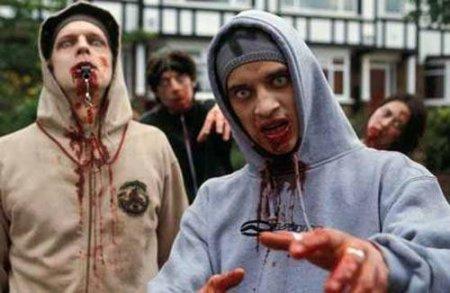 Как убить зомби: Математика сопротивления