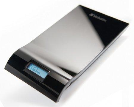 Verbatim InSight - красивый и удобный внешний жесткий диск