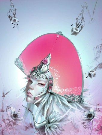 Работы художника Yu Cheng Hong