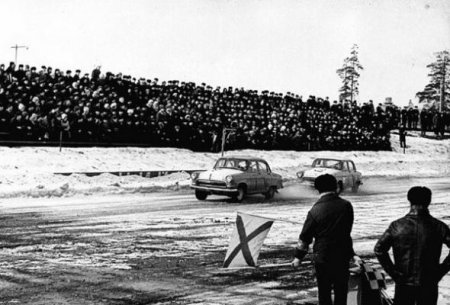 Гонки времен СССР