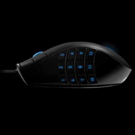Новинки от Razer: 17-кнопочная мышь для MMO и игровой коврик