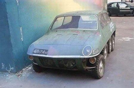 Загадочная машина
